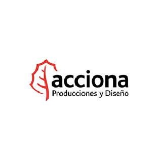 Logotipo Acciona Producción y Diseño